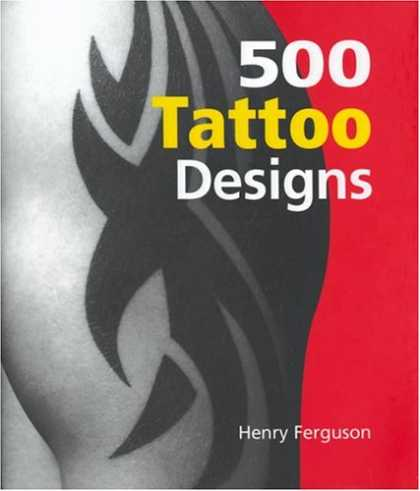 Design Books - 500 Tattoo Designs 500 Tattoo Designs via | buy on eBay | add