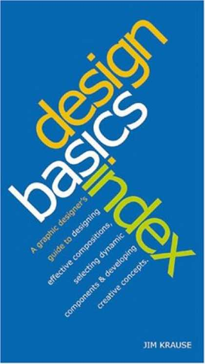 Design Books - Design Basics Index (Index Series)
