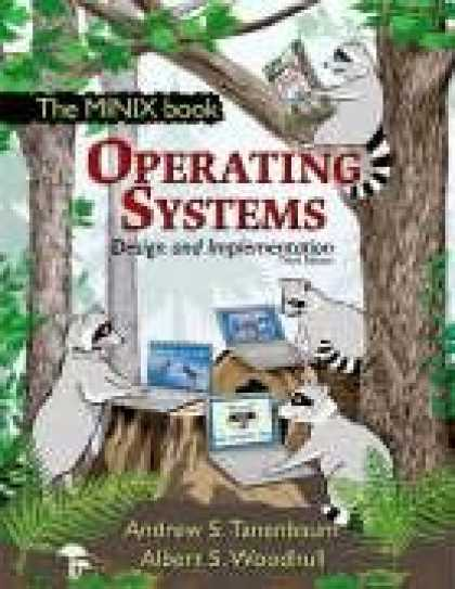 Design Books - Operating Systems Design and Implementation (3rd Edition) (Prentice Hall Softwar