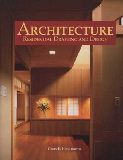 Design Books - Architecture: Residential Drafting And Design