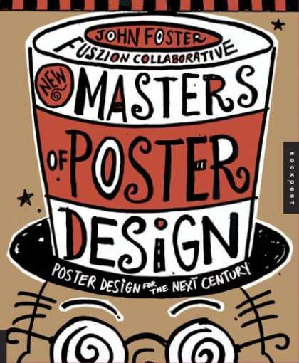 Design Books - New Master's of Poster Design: Poster Design for the Next Century