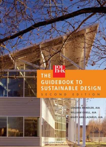 Design Books - The HOK Guidebook to Sustainable Design