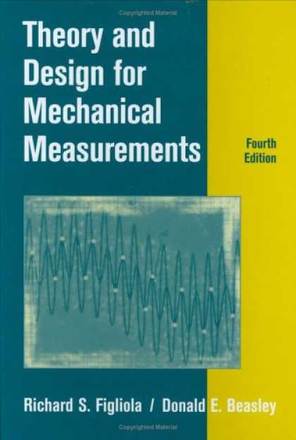 Design Books - Theory and Design for Mechanical Measurements