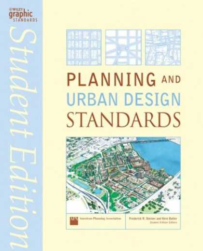 Design Books - Planning and Urban Design Standards (Ramsey/Sleeper Architectural Graphic Standa