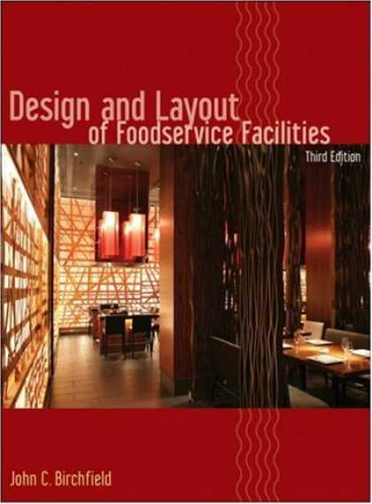 Design Books - Design and Layout of Foodservice Facilities