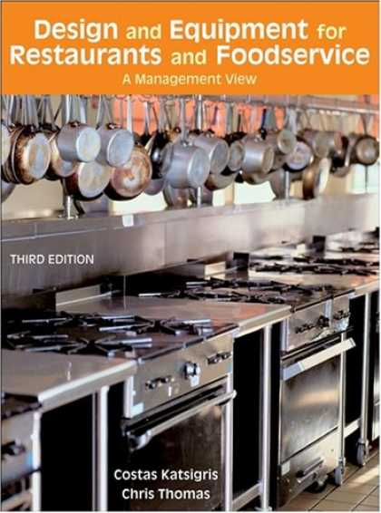 Design Books - Design and Equipment for Restaurants and Foodservice: A Management View