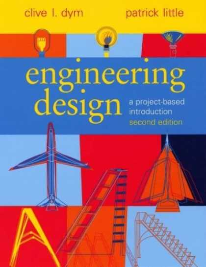 Design Books - Engineering Design: A Project-Based Introduction