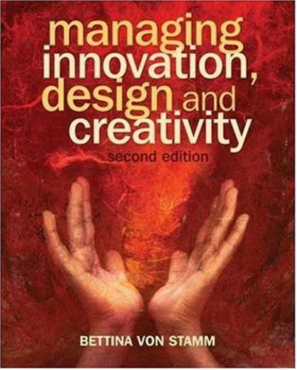 Design Books - Managing Innovation, Design and Creativity