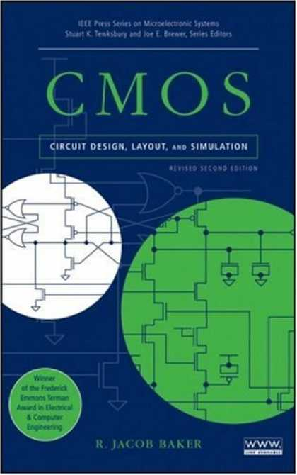 Design Books - CMOS Circuit Design, Layout, and Simulation, Revised Second Edition