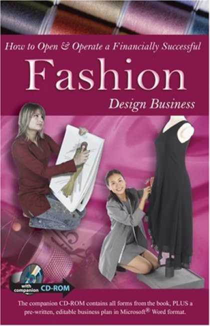 Design Books - How to Open & Operate a Financially Successful Fashion Design Business: With Com