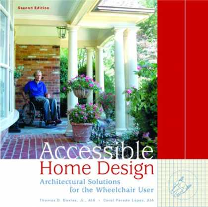 Design Books - Accessible Home Design: Architectural Solutions for the Wheelchair User