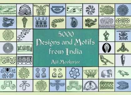 Design Books - 5000 Designs and Motifs from India