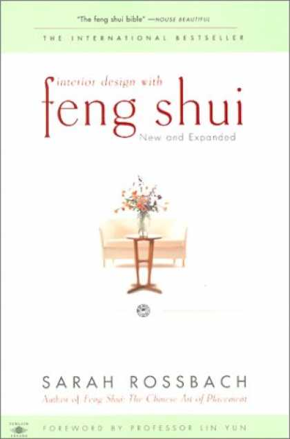Design Books - Interior Design with Feng Shui: New and Expanded