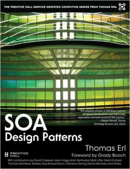 Design Books - SOA Design Patterns (The Prentice Hall Service-Oriented Computing Series from Th