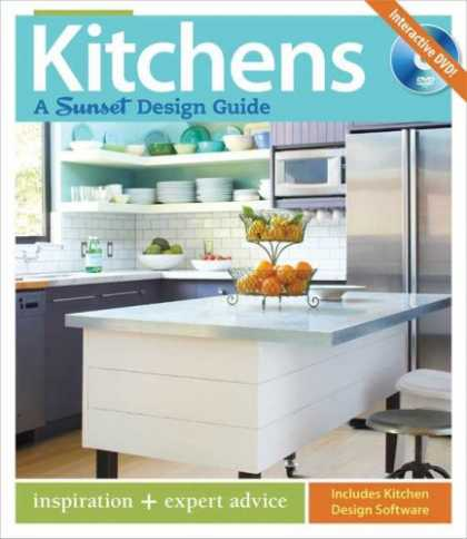 Design Books - Kitchens: A Sunset Design Guide: Inspiration + Expert Advice