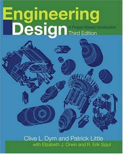 Design Books - Engineering Design: A Project Based Introduction