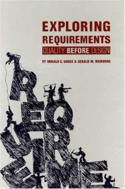 Design Books - Exploring Requirements: Quality Before Design