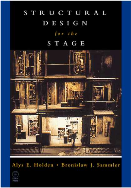Design Books - Structural Design for the Stage