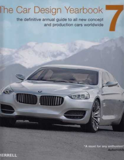 Design Books - The Car Design Yearbook 7: The Definitive Annual Guide to All New Concept and P