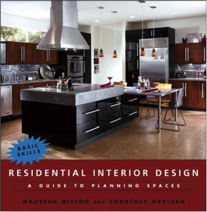 Design Books - Residential Interior Design: A Guide to Planning Spaces