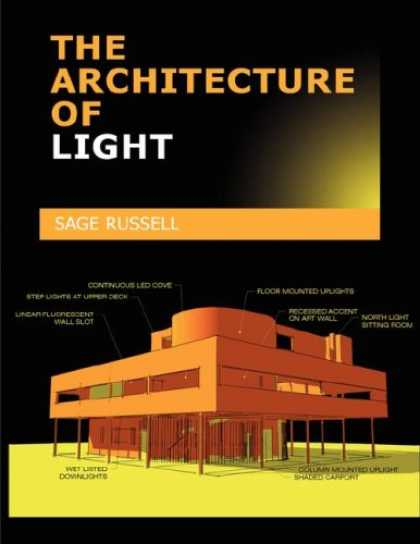 Design Books - THE ARCHITECTURE OF LIGHT: Architectural Lighting Design Concepts and Techniques