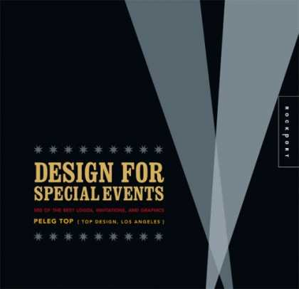 Design Books - Design for Special Events: 500 of the Best Logos, Invitations, and Graphics