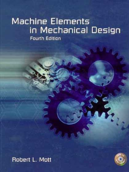 Design Books - Machine Elements in Mechanical Design (4th Edition)