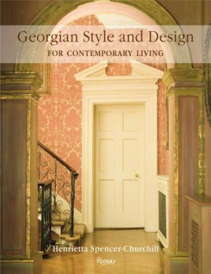 Design Books - Georgian Style and Design for Contemporary Living