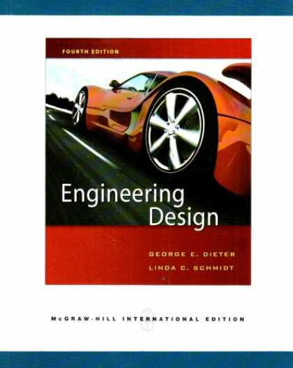 Design Books - Engineering Design: A Materials and Processing Approach