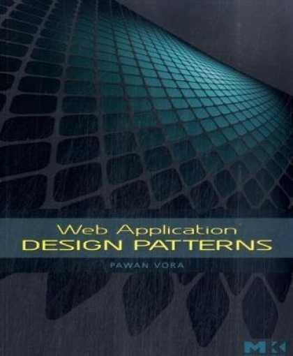 Design Books - Web Application Design Patterns (Interactive Technologies)