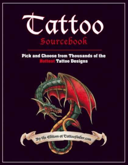 Design Books - Tattoo