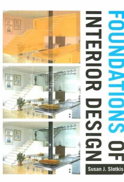 Design Books - Foundations of Interior Design