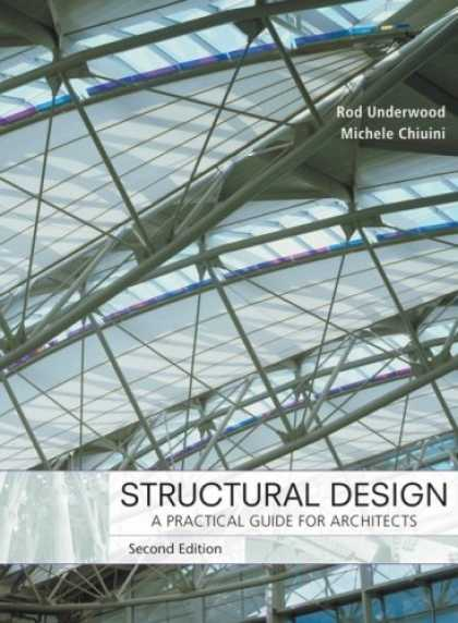 Design Books - Structural Design: A Practical Guide for Architects