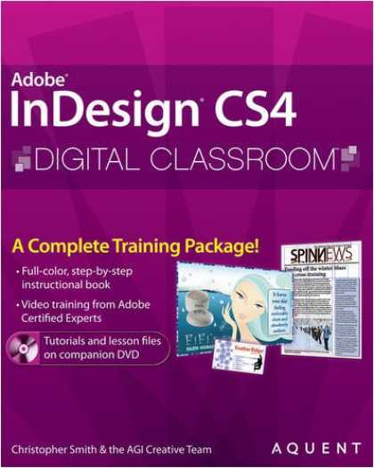 Design Books - InDesign CS4 Digital Classroom