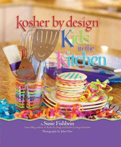 Design Books - Kosher by Design Kids in the Kitchen