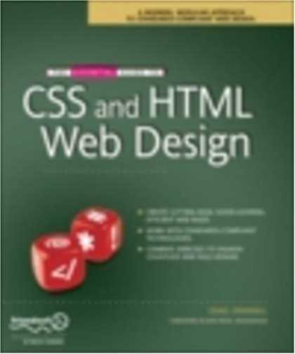 Design Books - The Essential Guide to CSS and HTML Web Design