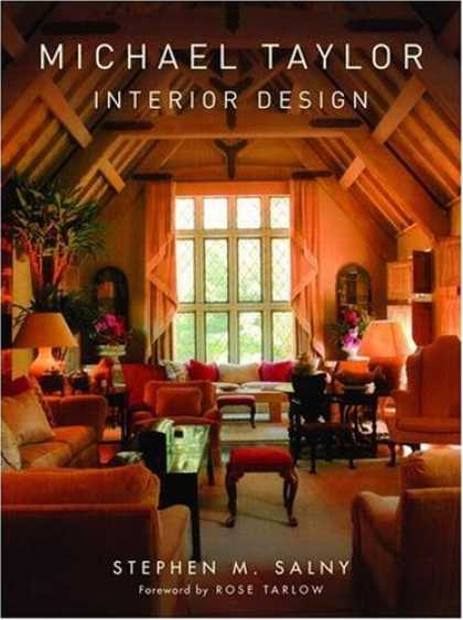 Design Books - Michael Taylor: Interior Design
