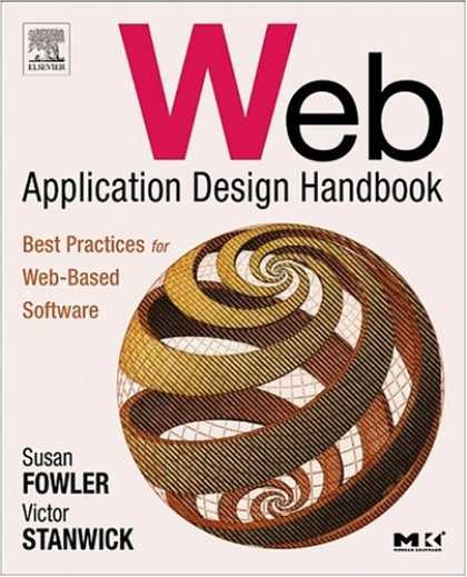 Design Books - Web Application Design Handbook: Best Practices for Web-Based Software (Interact
