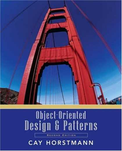 Design Books - Object-Oriented Design and Patterns