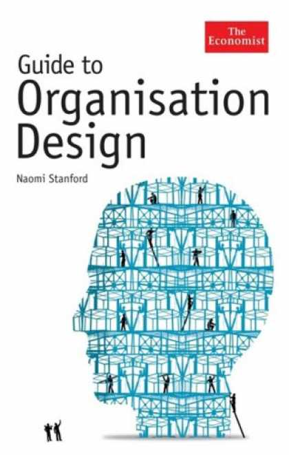 Design Books - Guide to Organisation Design: Creating High-Performing and Adaptable Enterprises