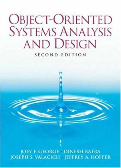Design Books - Object-Oriented Systems Analysis and Design (2nd Edition)