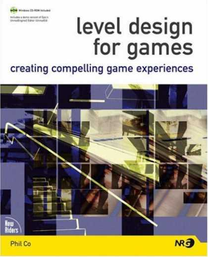 Design Books - Level Design for Games: Creating Compelling Game Experiences (New Riders Games)
