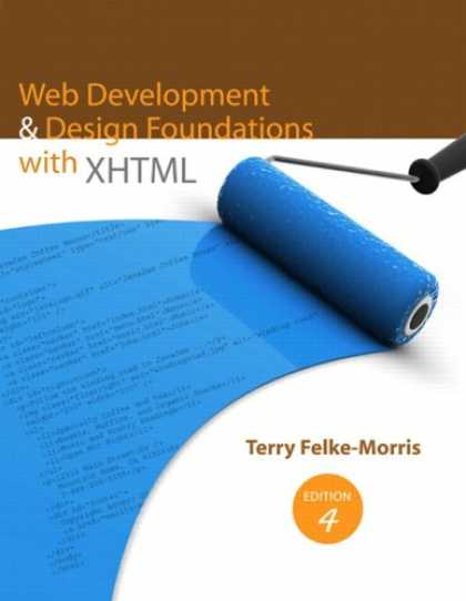 Design Books - Web Development and Design Foundations with XHTML (4th Edition)