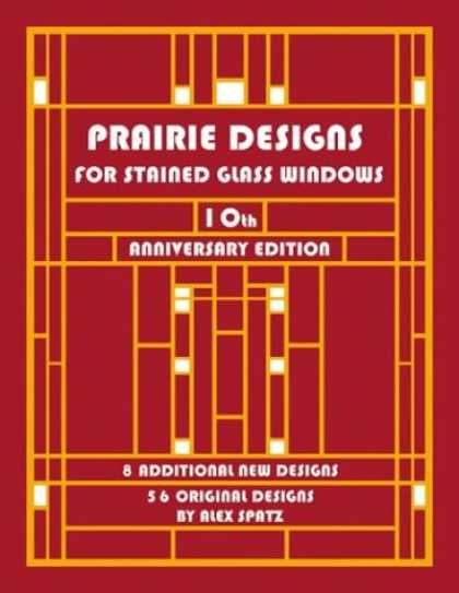 Design Books - Prairie Designs for Stained Glass Windows