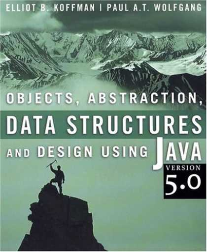 Design Books - Objects, Abstraction, Data Structures and Design: Using Java version 5.0
