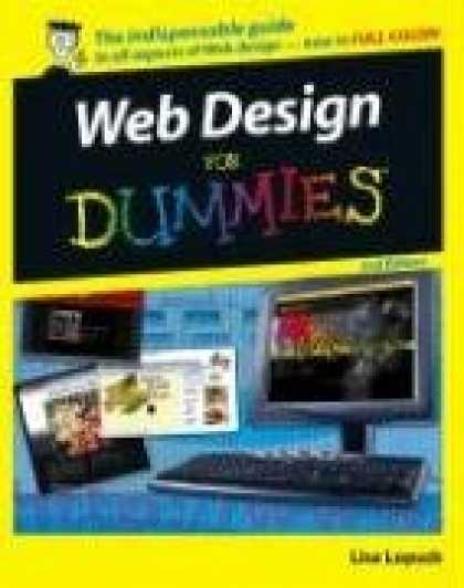 Design Books - Web Design For Dummies, 2nd Edition