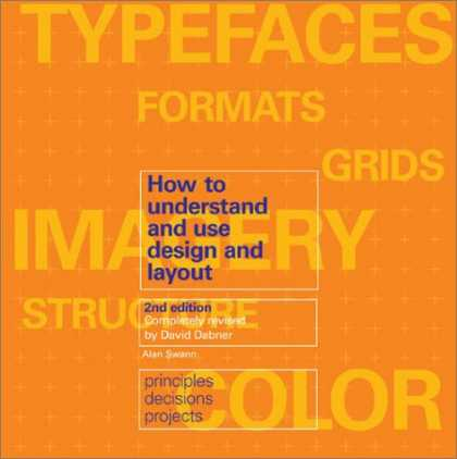 Design Books - How to Understand and Use Design and Layout