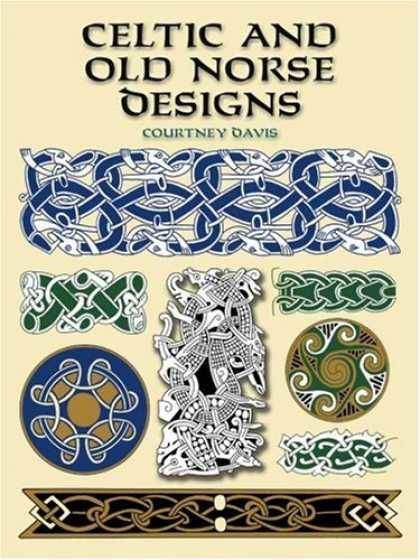 Design Books - Celtic and Old Norse Designs (Dover Pictorial Archive Series)