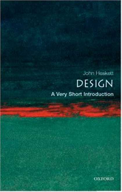 Design Books - Design: A Very Short Introduction (Very Short Introductions)