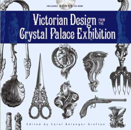 Design Books - Victorian Design from the Crystal Palace Exhibition (CD Rom & Book)
